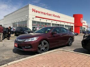 2016 Honda Accord Sedan L4 Touring CVT