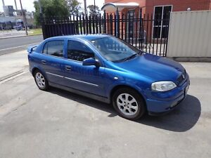 HOLDEN ASTRA CITY TS 2003.5SPEED,AIR,STEER,AIRBAGS,LOW 140K,REGO Beverley Charles Sturt Area Preview