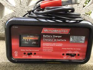 Chargeur à batterie Motomaster