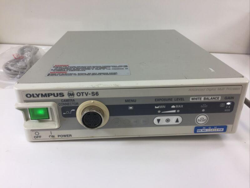 Olympus OTV-S6C (OTV-S6) Camera Control Unit ONLY