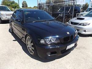 2002 SUPERCHARGED BMW M3 $29990 LOW KMS! Carlisle Victoria Park Area Preview