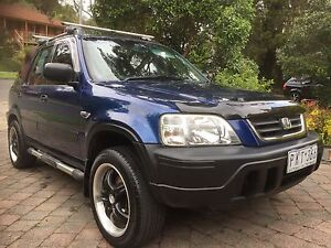 1999 Honda CRV, REG + RWC Included , low km, immaculate condition Melton South Melton Area Preview