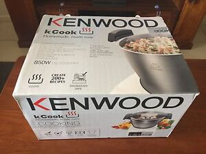 Kenwood kcook similar to thermomix Caboolture Caboolture Area Preview