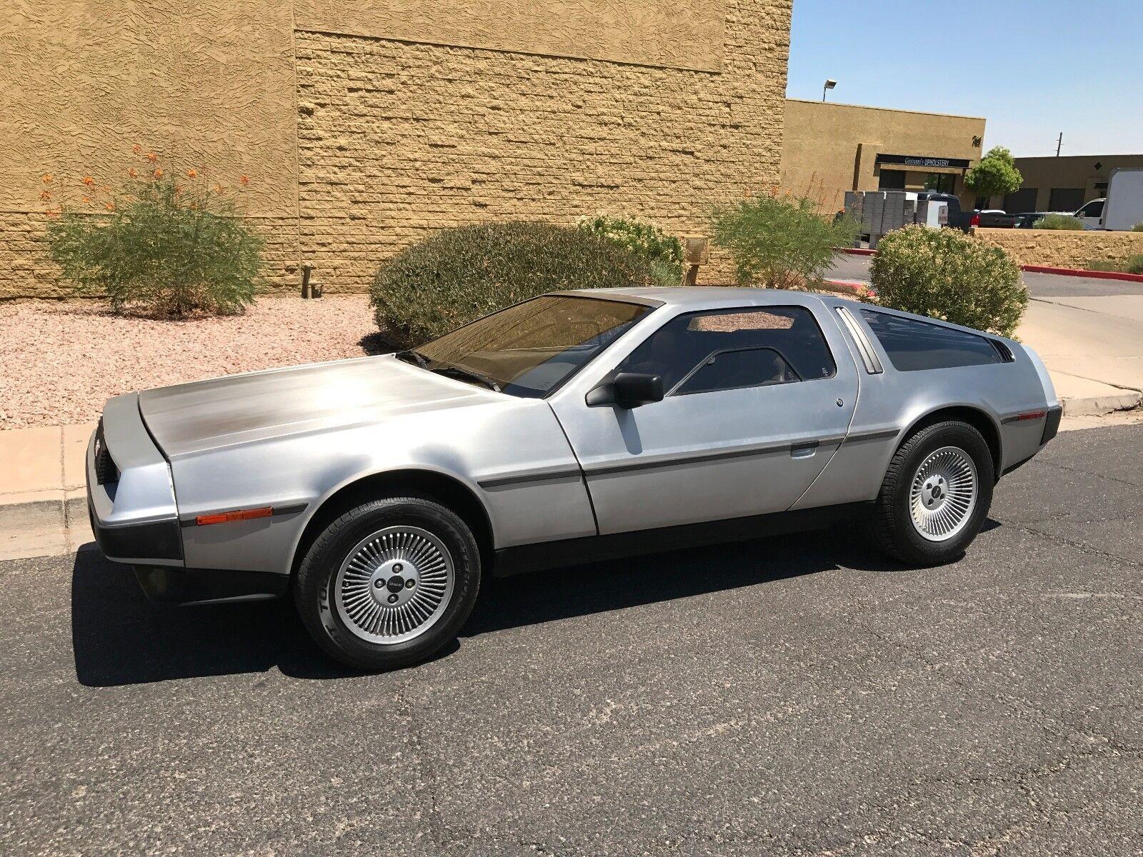 1981 DeLorean DMC-12  1 OWNER AZ CAR UNTIL 2015, 95% RESTORED!, 20K MILES!