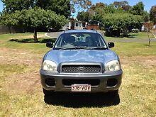 2002 Hyundai Santa Fe Wagon Coburg North Moreland Area Preview