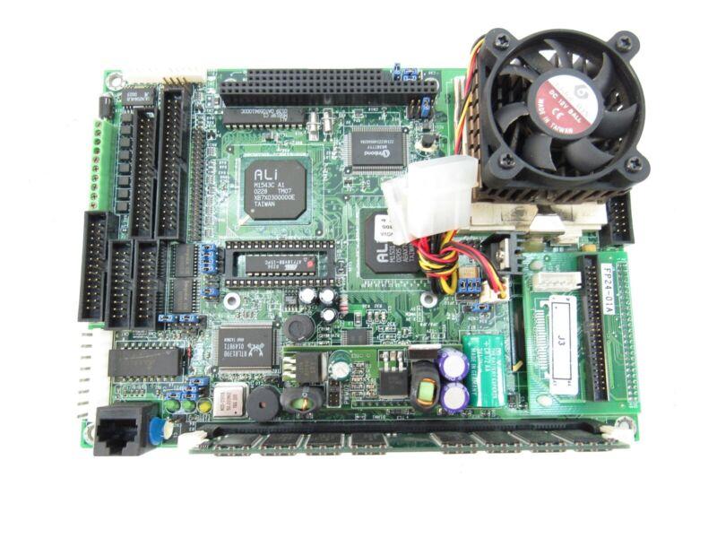 "Nova-600 5.25"" Socket-7 Cpu Industrial Motherboard Intel Pentium Mmx @ 233mhz"