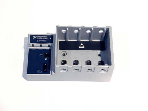 *USA SELLER* National Instruments NI cDAQ-9174, 4-Slot, USB CompactDAQ Chassis