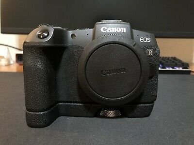 Canon EOS RP 26.2 MP camera + EG-E1 grip and EF-EOS adapter - Black