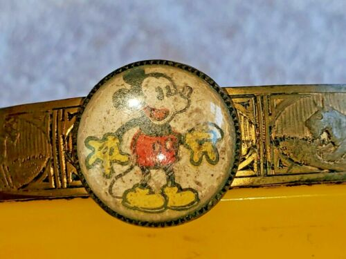 c 1930s Pie Eyed MICKEY MOUSE  Child