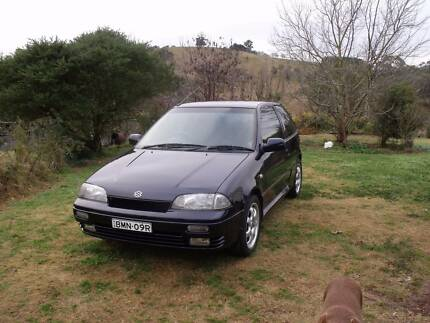 1993 Suzuki Swift Coupe Lithgow Area Preview