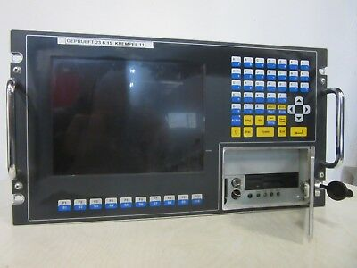 Kontron Elektronik OptiMation L SK I 50/60Hz Operator Panel Display