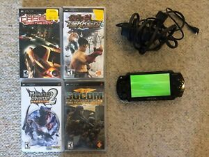 Sony PSP 1001 PlayStation with Games 2GB memory downtown pickup