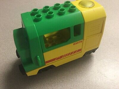 Rare LEGO Duplo Deluxe Train Set (5609) - Motorized Engine Retired HTF