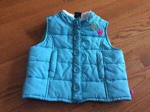 Size 4 kids vest