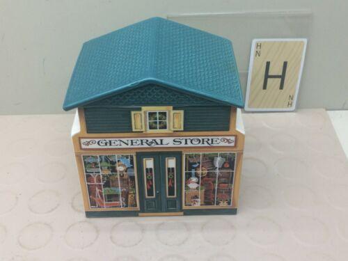 Vintage General Store Cookie Jar 1982 Avon McConnell
