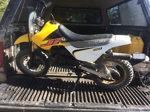 Suzuki jr50 kids dirtbike