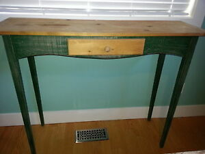 professionally hand madecottage style sofa table