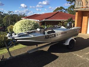 Quintrex 390 Trophy Explorer 25hp Yamaha Muswellbrook Area Preview