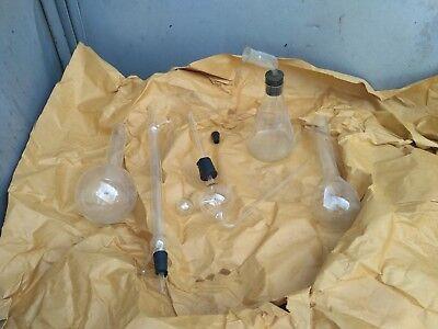 Condenser Glass Coil Distillation