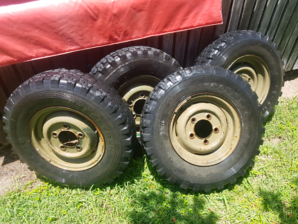 Landrover Rims And Tyres