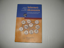 Internet ökonomie Von Dirk Schreiber Und Reiner Clement 2010 Taschenbuch Ebay