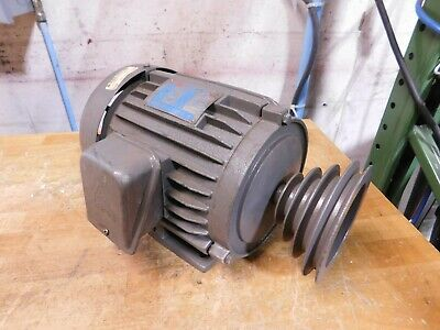 3-phase Induction Motor 220440v 60hz Class E Type Asec