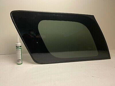 Fits:2000-2006 GMC Yukon,Chevy Tahoe Driver Side Rear Left Quarter Window Glass
