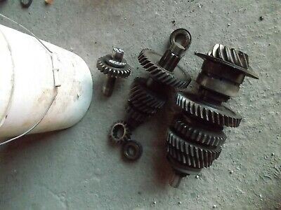Allis Chalmers 45 Wd Tractor Ac Transmission Set Drive Gears Shafts Reverser