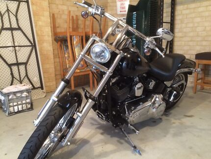 Harley Davidson soft tail  Beechboro Swan Area Preview