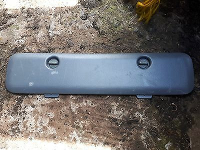 2001 HONDA CR V MK1 rear door storage lidcovertrim BREAKING ALL PARTS 95 01
