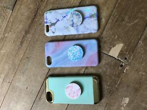 iPhone 6 cases with popsockets!!