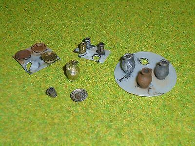 28mm Tavern Accessories (Compatible with Frostgrave, Dungeon & Dragons)