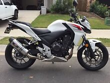Honda cb500f abs Griffin Pine Rivers Area Preview