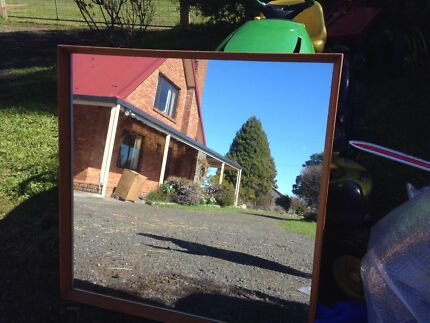 Mirror with hardwood frame Westbury Meander Valley Preview
