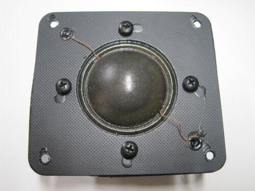 "BRAUN SM 1003/8 2"" SOFT DOME MIDRANGE #2461-601 A/D/S/"