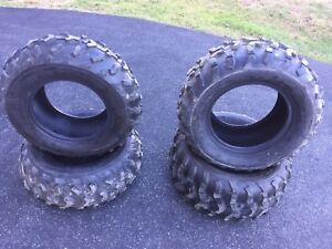 24/8/12 and 24/10/12 atv tires
