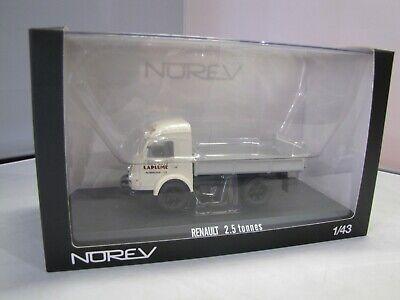 Norev 518576 Renault Galion benne Transport la Plume 1:43