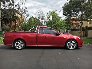 2009 FORD FALCON XR6 UTE St Kilda Port Phillip Preview