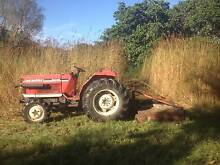 Tractor and Slasher for sale - Shibaura S435 Howard Springs Litchfield Area Preview
