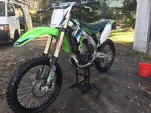 Kx450f Wamberal Gosford Area Preview