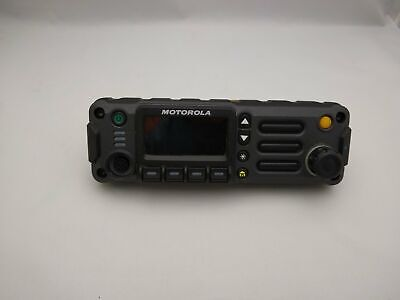 Motorola Apx 02 Control Head And Flex For Apx 1500 2500 And 4500