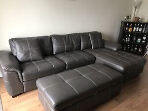 """Sofa sectionnel en """"L"""""""