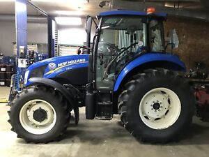 New Holland T4.95 4X4   2014.  938 heure   43500$
