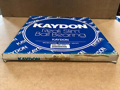 Kaydon Kf100cp0 Open Reali Slim Bearing Type C Radial Contact
