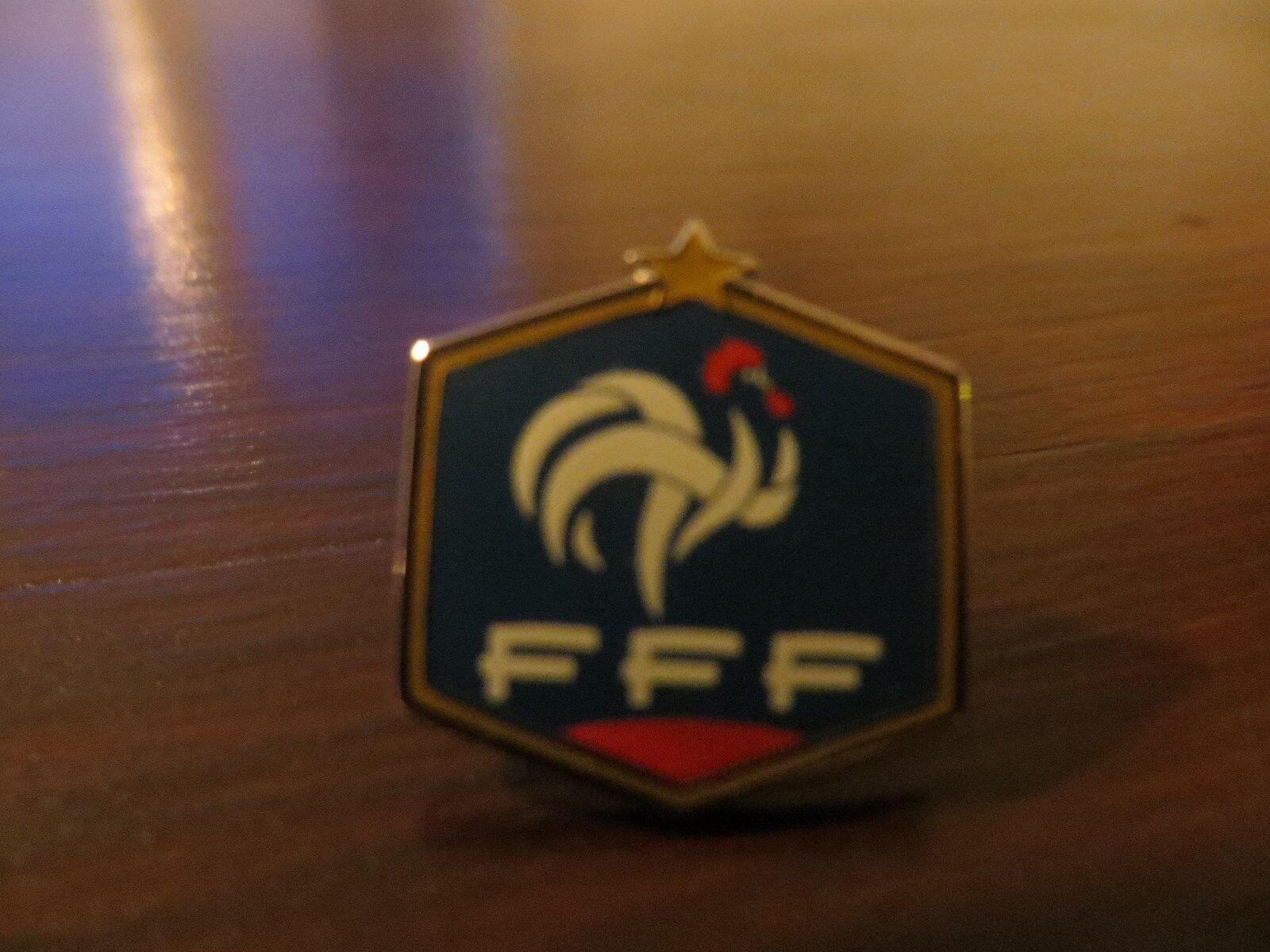 Pin Plug Men's Football National Team Fff France Em 2016 World Cup 2018