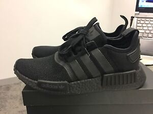 US 9 Adidas NMD R1 Triple Black Brand New Sydney City Inner Sydney Preview