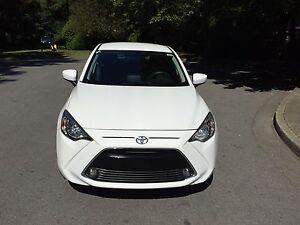 Toyota Yaris premium 2016