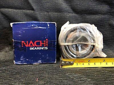 New Nachi Bearings 5306 8500397 72mm Od 30mm Id Japan Double Row Angular Contact