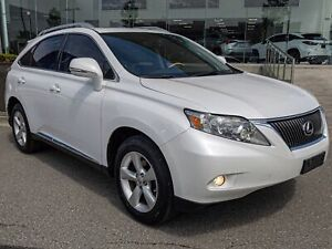 2011 Lexus RX 350 AWD No Accidents Navi Backup CAM