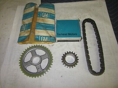 NOS 1961-78 Buick 215 300 340 350H V8 GM Timing Set Special Skylark GS Olds F85 1961 Buick Special